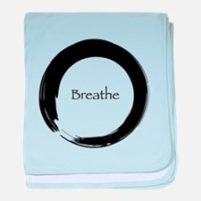 Enso with Breathe baby blanket