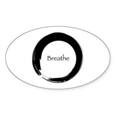 Enso with Breathe Decal
