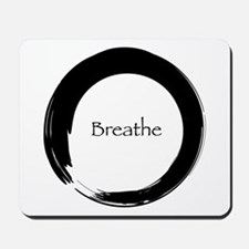 Enso with Breathe Mousepad