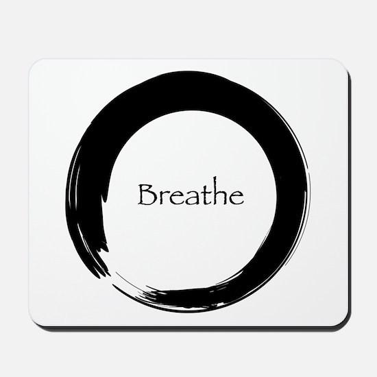 Enso with Breathe Mousepad