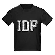 IDF, Vintage, T