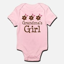 Grandma's Girl Daisies Infant Bodysuit