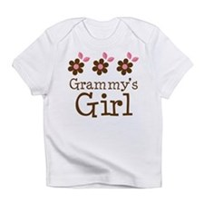Grammy's Girl Daisies Infant T-Shirt