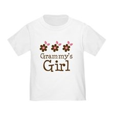 Grammy's Girl Daisies T