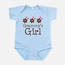 Grammy's Girl Daisies Onesie