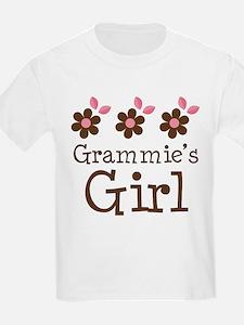 Grammie's Girl Daisies T-Shirt