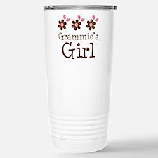 Grammie's Girl Daisies Travel Mug