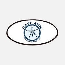 Cape Ann - Sand Dollar Design. Patches