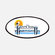 Cape Ann - Pier Design. Patches
