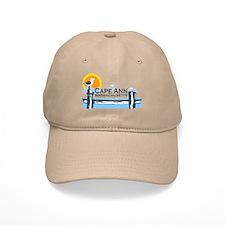 Baseball Cape Ann - Pier Design. Baseball Cap