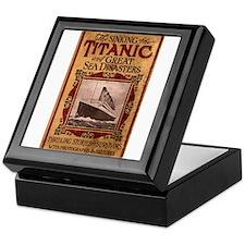Sinking of the Titanic Keepsake Box