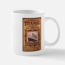 Sinking of the Titanic Mug