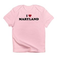 Funny Maryland crab Infant T-Shirt