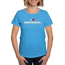 Cute Minneapolis basketball Tee