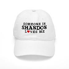 Shandon: Loves Me Baseball Cap