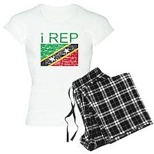 I Rep Saint Kitts Pajamas