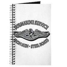 USN Submarine Service Dolphins Journal