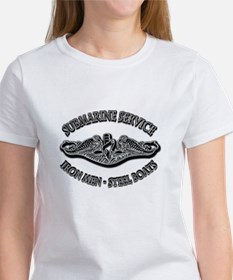 USN Submarine Service Dolphins Tee