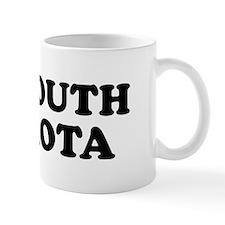 Unique South dakota native Mug