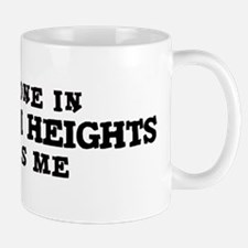 Sequoyah Heights: Loves Me Mug