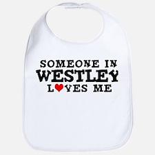 Westley: Loves Me Bib