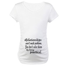 Castle Relationships Quote Shirt