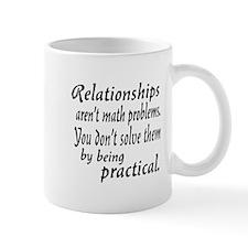 Castle Relationships Quote Mug