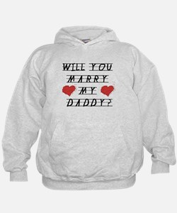 Will you marry? Hoodie