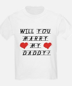 Will you marry? T-Shirt