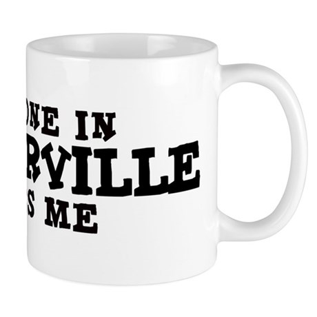 Weaverville: Loves Me Mug