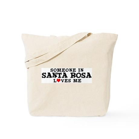 Santa Rosa: Loves Me Tote Bag