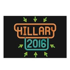 Hillary Ribbon 2016 Postcards (Package of 8)