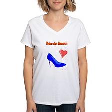 Make Mine Manolos 6000.png Shirt