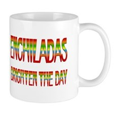 Enchiladas Brighten Mug