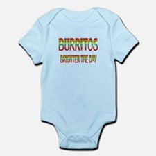 Burritos Brighten Infant Bodysuit