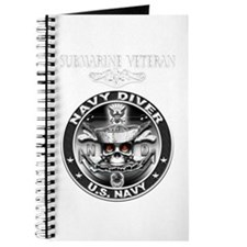 USN Navy Diver Sub Vet.png Journal