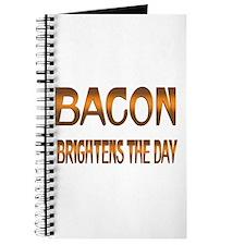 Bacon Brightens Journal
