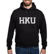 HKU, Vintage, Hoodie