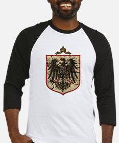 German Imperial Eagle Distressed Baseball Jersey