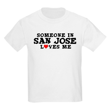 San Jose: Loves Me Kids T-Shirt