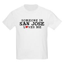 San Jose: Loves Me Kids T-Shirt