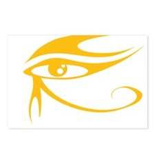 Eye of Ra Gold.png Postcards (Package of 8)