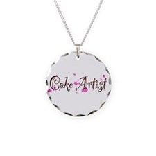 Cake Artist Necklace