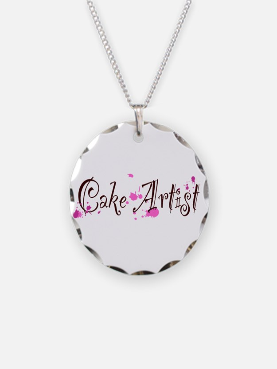 Cake Artist Necklace