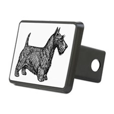 Scottish Terrier Hitch Cover