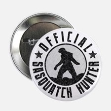"Official Sasquatch Hunter 2.25"" Button (10 pack)"