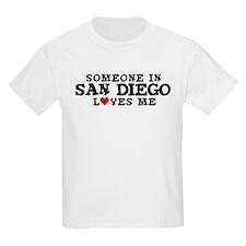 San Diego: Loves Me Kids T-Shirt