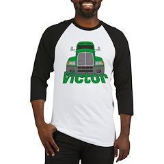 Trucker Victor Baseball Jersey