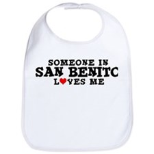 San Benito: Loves Me Bib