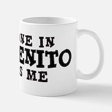 San Benito: Loves Me Mug